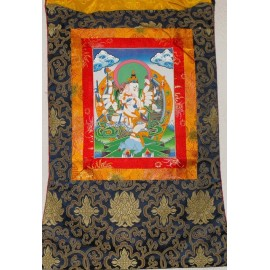 Ganesh con brocado pequeño