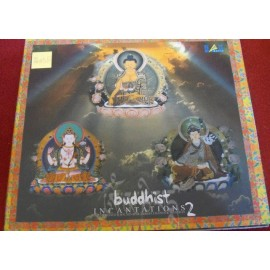Buddhist incantations 2