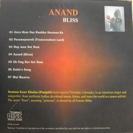 Anand- Snatam Kaur