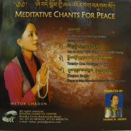Meditative Chants for peace