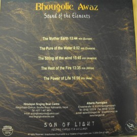 Bhougolic Awaz- Sound of elements