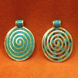 Colgmet213- Medallón Chakra