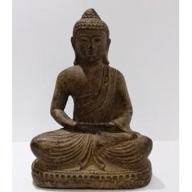 Buda de piedra 21 cms.