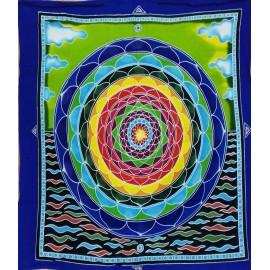 Batik mandala grande