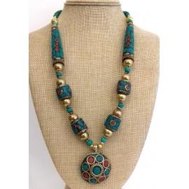 Collar tibetano colltibet23