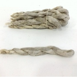 Dhoopi batheko- Incienso trenzado