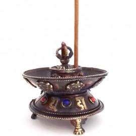 Incensario de cobre Dorje