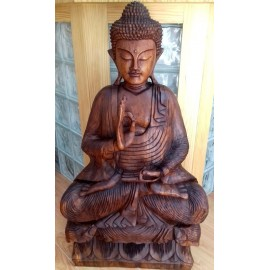 Buda de madera 100 cms.