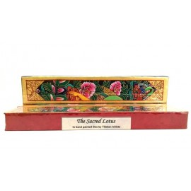"Caja de incienso doble ""Sacred Lotus"""
