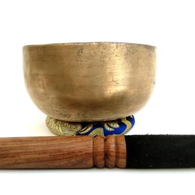 Cuenco tibetano thadopati 500-600 grs.  15 cms. diámetro aprox.