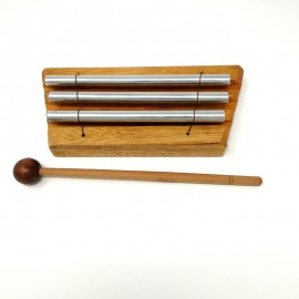 Xilofono de madera 3 notas