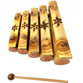 Xilófono 5 notas