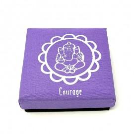 "Piedra ""Courage"" (Valentía)"
