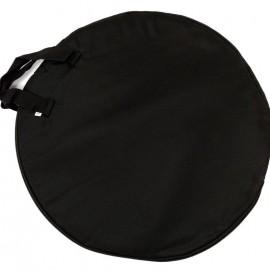 Funda de Gong negra 30 cms.