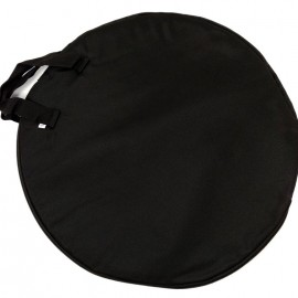 Funda de Gong negra 40 cms.