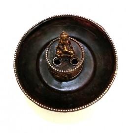 Incensario cobre Buda