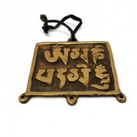 """Om mane padme hum"" tibetano metal"