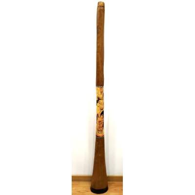 Didgeridoo de fibra 150 cms.