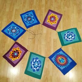 Batik banderas 2