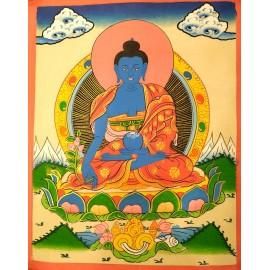 Buda de la medicina mediano
