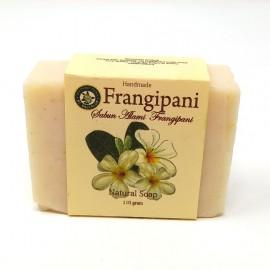 "Jabón natural ""Frangipani"""