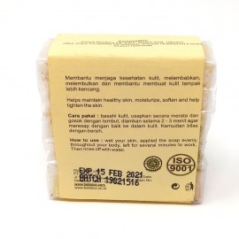 """Jabón natural """"Chocolate"""""""