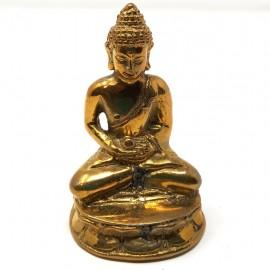 Amitabha dorado 6 cms.