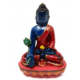 Buda de la medicina terracota 13 cms