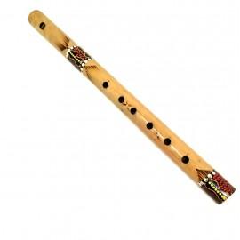 Flauta de Bambú.