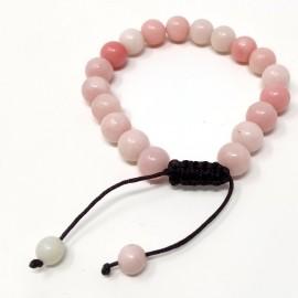 Pulsera de Opalo rosa