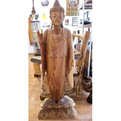 Buda de madera 155 cms.