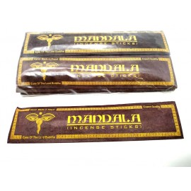 "Incienso natural ""Mandala"" PACK 10"
