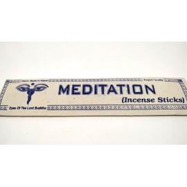 """Incienso natural """"Meditation"""" PACK 10"""