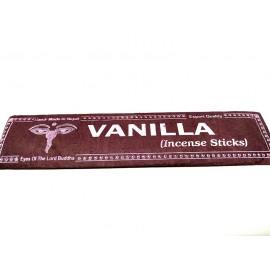 """Incienso natural """"Vainilla"""" PACK 10"""