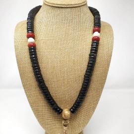 Japamala de hueso tradicional