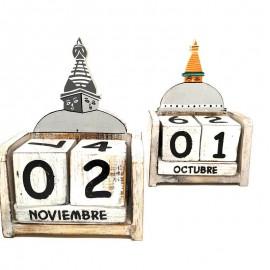 Calendario infinito estopa