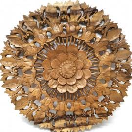 Talla flor de loto- 50 cms.