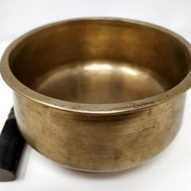 Cuenco 7 metales antiguo Mus11- 18,5 cms.