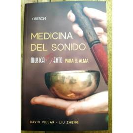 """Libro """"Medicina del Sonido"""""""