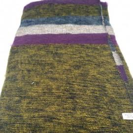 Pashmina de lana de Nepal mediana Pash3-4