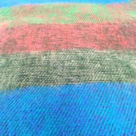 Pashmina de lana de Nepal mediana Pash3-8