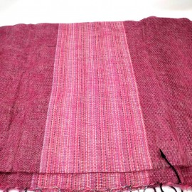 Pashmina de lana de Nepal grande Pash4-1