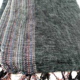 Pashmina de lana de Nepal grande Pash4-2