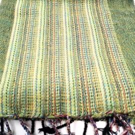 Pashmina de lana de Nepal grande Pash4-3