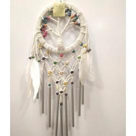 """Atrapasueños """"Arbol dela vida""""-campana de viento Apas16 50 x 17 cms."""
