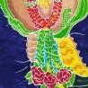 Batik Ganesh 115 x 90 cms.